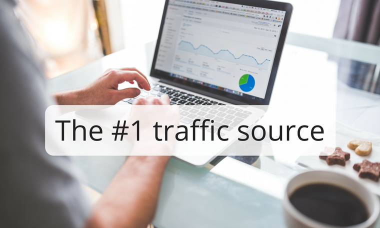 The number one traffic source