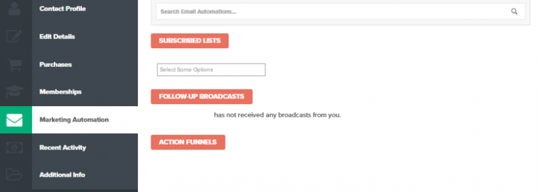 clickfunnels profile automation