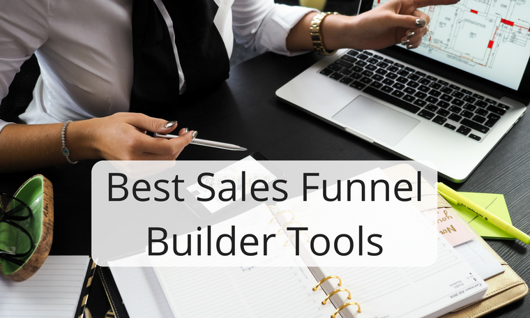 Best Sales Funnel Builder Tools
