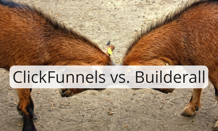 ClickFunnels vs. Builderall