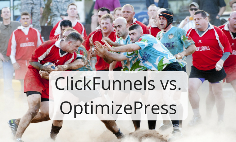 ClickFunnels vs. OptimizePress