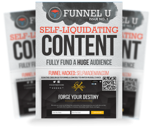 funnel u newsletter